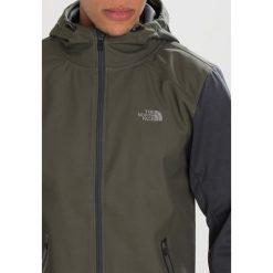 The North Face KILOWATT Kurtka sportowa grape leaf/asphalt grey. Szare kurtki sportowe męskie marki The North Face, l, z materiału, z kapturem. W wyprzedaży za 449,25 zł.
