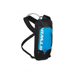 Plecak rowerowy z bukłakiem MTB 500. Czerwone plecaki męskie marki ROCKRIDER, z materiału, sportowe. Za 79,99 zł.