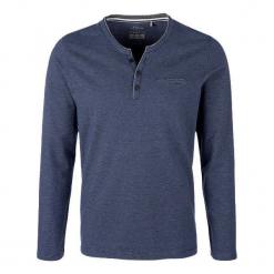 S.Oliver T-Shirt Męski Xl Niebieski. Szare t-shirty męskie marki S.Oliver, l, z bawełny, z klasycznym kołnierzykiem, z długim rękawem. Za 119,00 zł.