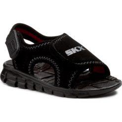Buty dziecięce: Sandały SKECHERS - Fast Stream 92213N/BBK Black
