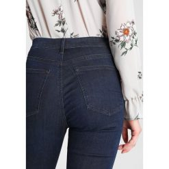 Topshop Tall LEIGH Jeans Skinny Fit indigo. Niebieskie boyfriendy damskie Topshop Tall. Za 219,00 zł.