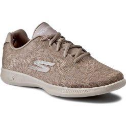 Buty SKECHERS - Radiancy 14486/TPE Taupe. Niebieskie buty do fitnessu damskie marki Salomon, z gore-texu, na sznurówki, gore-tex. W wyprzedaży za 199,00 zł.