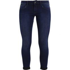 Mavi LEXY Jeans Skinny Fit rinsed brushed. Niebieskie boyfriendy damskie Mavi. W wyprzedaży za 216,30 zł.