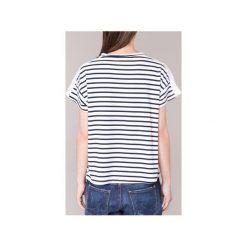 T-shirty z krótkim rękawem Moony Mood  GUOCHI. Białe t-shirty damskie Moony Mood, l. Za 71,20 zł.
