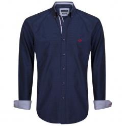 Sir Raymond Tailor Koszula Męska Cadet L Ciemnoniebieski. Niebieskie koszule męskie Sir Raymond Tailor, l. W wyprzedaży za 169,00 zł.