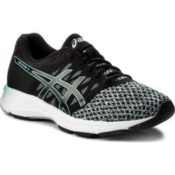 Buty ASICS - Gel-Exalt 4 T7E5N Black/Dark Grey/Porcelain Blue 9095. Czarne buty do biegania damskie marki Asics. W wyprzedaży za 259,00 zł.