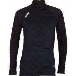Swix Koszulka Męska Wind Racex Czarny Xxl. Czarne koszulki turystyczne męskie Swix, m. Za 265,00 zł.