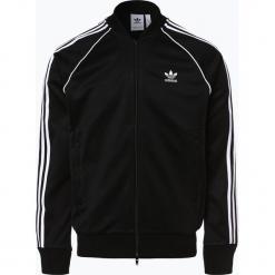 Adidas Originals - Damska bluza rozpinana, czarny. Czarne bluzy rozpinane damskie adidas Originals, l, w paski. Za 349,95 zł.