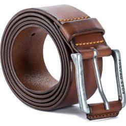 Pasek Męski BOSS - Jakab Sz40 50370048  Medium Brown 210. Brązowe paski męskie Boss, w paski, ze skóry. W wyprzedaży za 259,00 zł.