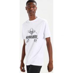 Soulland NORGAARD Tshirt z nadrukiem white. Białe t-shirty męskie z nadrukiem Soulland, m, z bawełny. Za 249,00 zł.
