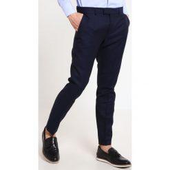 Chinosy męskie: KIOMI Spodnie materiałowe navy melange