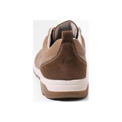 Ecco URBAN LIFESTYLE Obuwie hikingowe brown. Brązowe buty sportowe męskie ecco, z materiału, outdoorowe. W wyprzedaży za 439,20 zł.