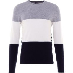 Swetry klasyczne męskie: FTC Cashmere PULLOVER Sweter multicolor