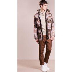 Swetry klasyczne męskie: J.CREW SLIM FIT Sweter heather driftwood
