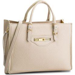 Torebka CREOLE - K10533  Beżowy. Brązowe torebki klasyczne damskie Creole, ze skóry. W wyprzedaży za 209,00 zł.