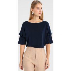T-shirty damskie: Freequent ARIN Tshirt z nadrukiem navy blazer