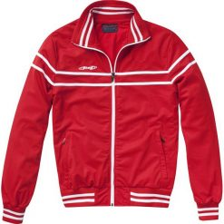 Kurtki sportowe męskie: Stag Comfort szkolenia kurtka – Mężczyźni – red_s