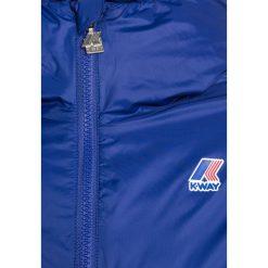 KWay THERMO AIR Kurtka puchowa blue royal metal. Zielone kurtki chłopięce zimowe marki K-Way, z materiału. W wyprzedaży za 575,20 zł.