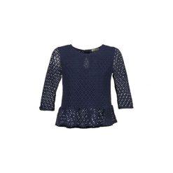Bluzki Betty London  EVUNE. Niebieskie bluzki na imprezę marki Betty London, l. Za 119,20 zł.