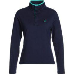 Polo Ralph Lauren Golf EXTREME  Bluzka z długim rękawem french navy. Niebieskie bluzki asymetryczne Polo Ralph Lauren Golf, xl, z elastanu, z golfem, z długim rękawem. Za 549,00 zł.