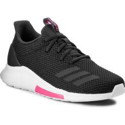 Buty adidas - Puremotion B96549 Cblack/Carbon/Shopnk. Czarne buty do biegania damskie marki Adidas, z kauczuku. W wyprzedaży za 209,00 zł.