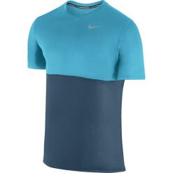 T-shirty męskie: koszulka do biegania męska NIKE RACER SHORTSLEEVE / 644396-496 – NIKE RACER SHORTSLEEVE