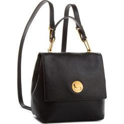Plecaki damskie: Plecak COCCINELLE – CD0 Liya E1 CD0 54 10 01 Noir/Noir 001