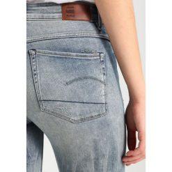 GStar 3301 HIGH SKINNY NEW Jeans Skinny Fit lor superstretch. Szare jeansy damskie marki G-Star, z bawełny. Za 609,00 zł.