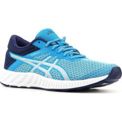 Buty sportowe męskie: Asics Buty męskie FuzeX Lyte 2 niebieskie r. 35.5 (T769N-4393)
