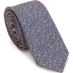 Krawat 87-7K-002-X3. Szare krawaty męskie marki Reserved, w paski. Za 149,00 zł.