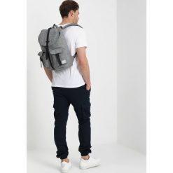 Herschel DAWSON Plecak raven crosshatch/black. Szare plecaki męskie Herschel. Za 379,00 zł.