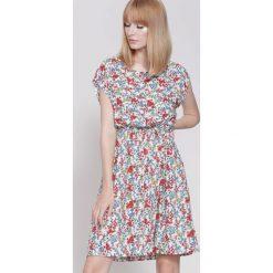 Sukienki: Biała Sukienka Always Love Me