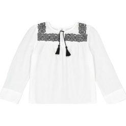 Bluzki dziewczęce bawełniane: Bluzka z długim rękawem, 3-12 lat