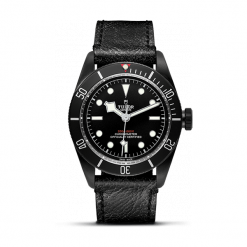 ZEGAREK TUDOR HERITAGE BLACK BAY DARK 79230DK STRAP BLACK INDEX W. Czarne zegarki męskie TUDOR, ze stali. Za 17190,00 zł.