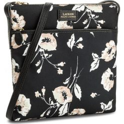 Listonoszki damskie: Torebka LAUREN RALPH LAUREN – Crossbody 431700400007 Black Floral Multi