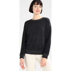 Bluzy rozpinane damskie: Scotch & Soda BURN OUT  Bluza black