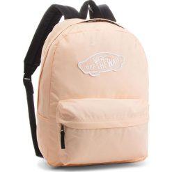 Plecak VANS - Realm Backpack VN0A3UI6YDU Bleached Apr. Brązowe plecaki męskie Vans, z materiału, sportowe. W wyprzedaży za 129,00 zł.