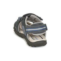 Sandały sportowe Dziecko  Geox  J S.STRADA A. Niebieskie buty sportowe chłopięce Geox. Za 231,20 zł.
