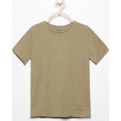 T-shirty chłopięce: T-shirt – Khaki