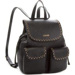Plecaki damskie: Plecak LIU JO - M Backpack Gioia A68057 E0033 Nero 22222
