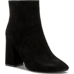 Botki LIU JO - Stivaletto Tc 90 Gr. Fiona S67131 P0079 Nero 22222. Czarne buty zimowe damskie Liu Jo, ze skóry, na obcasie. W wyprzedaży za 559,00 zł.