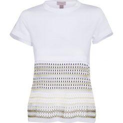 Bluzki, topy, tuniki: T-shirt MRZ Biały Print