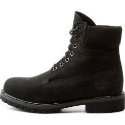 Buty trekkingowe męskie: Timberland Buty męskie 6 In Premium Boot czarne r. 41.5 (A1M3K)