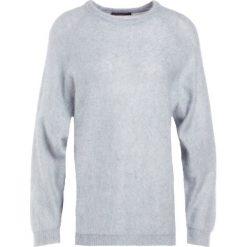 Swetry klasyczne damskie: Bruuns Bazaar LUNA  Sweter pale green