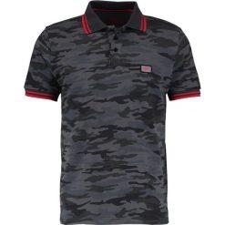 Koszulki polo: Alpha Industries TWIN STRIPE Koszulka polo black