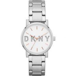 Zegarek DKNY - Soho NY2681 Silver/Silver. Szare zegarki damskie DKNY. Za 459,00 zł.
