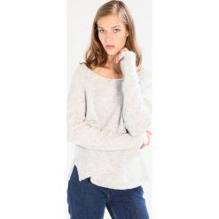 Swetry klasyczne damskie: American Vintage VACAVILLE Sweter gris pearl chine