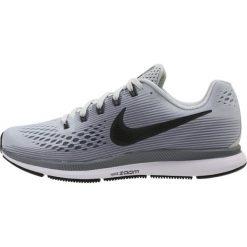 Nike Performance AIR ZOOM PEGASUS 34 Obuwie do biegania treningowe pure platinum/anthracite/cool grey/black/white. Czarne buty do biegania damskie marki Nike Performance, z materiału. W wyprzedaży za 383,20 zł.