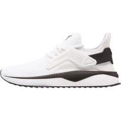 Puma TSUGI CAGE Tenisówki i Trampki white/black. Czarne tenisówki męskie marki Puma. Za 459,00 zł.