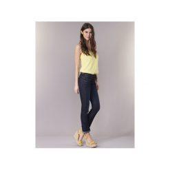 Jeansy straight leg Freeman T.Porter  CATHYA SDM. Niebieskie jeansy damskie marki Freeman T. Porter. Za 279,20 zł.